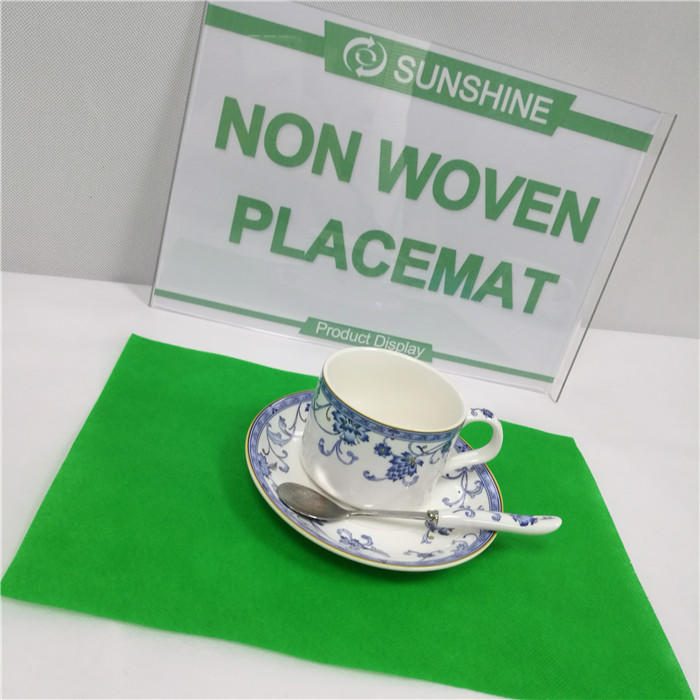 High quality Table cloth use 100%PP spunbond non woven fabric