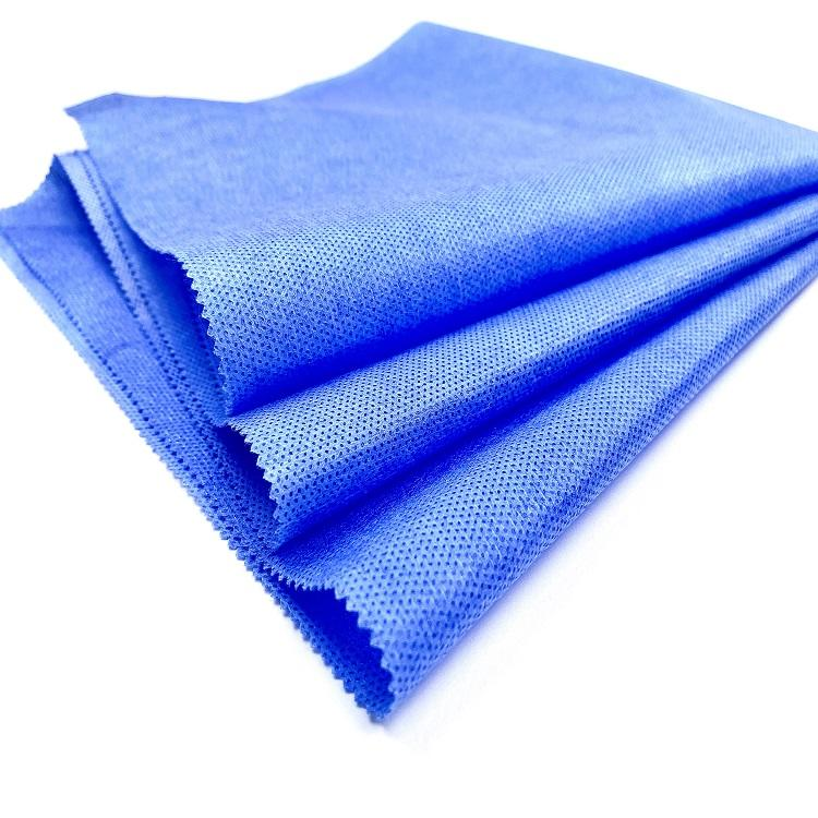 hydrophobic 100% polypropylene nonwoven fabric medical material surgical suits non woven fabric