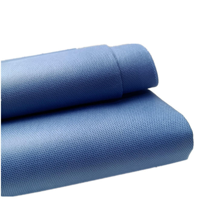 medical bed sheets material polypropylene non woven fabric spunbonded nonwoven fabric
