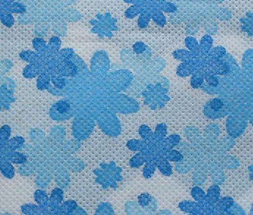 Colorful Printing PP polypropylene nonwoven cloth non-woven fabric
