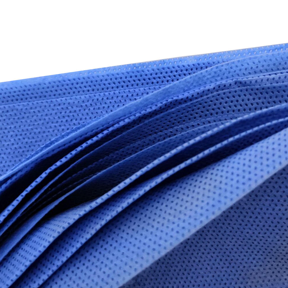hydrophobic 100% virgin material nonwoven fabric medicalnon woven polypropylene spunbonded fabric