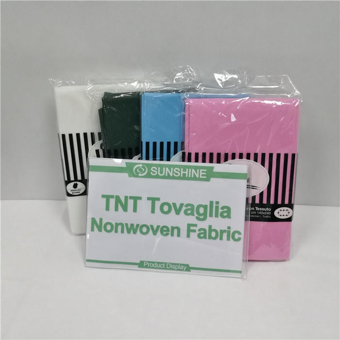 Hot sale Table cloth use 100%PP spunbond non woven fabric