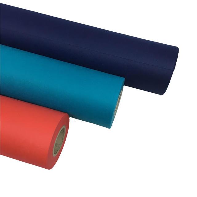 Hot sales100%PP spun bond S/SS/SMS TNT non woven fabric