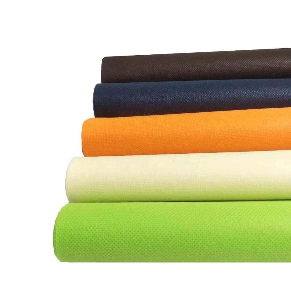 Biodegradable 100%PPNon woven Fabric, polypropylene Nonwoven Fabric used for making Bags