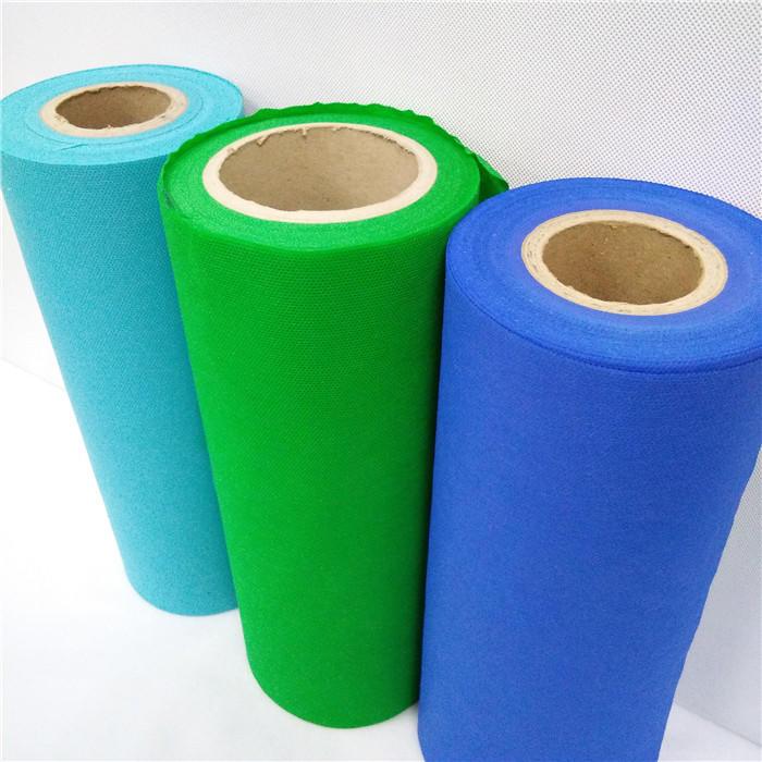 China Factory Sunshine PP Spunbond Non Woven Fabric 100% Polypropylene spunbond nonwoven fabrics