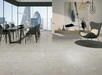 Overland Ceramics Quanta Grey Series -SGIVS9911M(Light grey) - Soft Lappato finish Porcelain tile for floor and wall