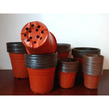 Flower Pot Making Machine (forming, punching, cutting, stacking)