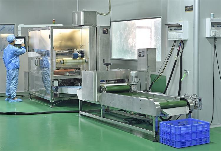 high-producing automatic independently developed laundry pods packaging machine