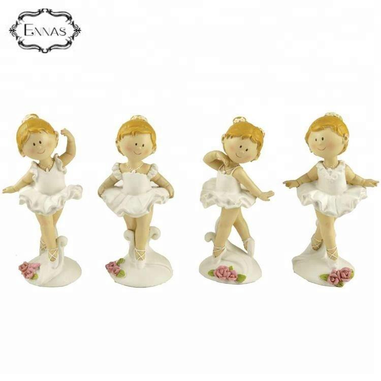 STOCK products Polyresin sexy fairy ballet dancing girl figurines
