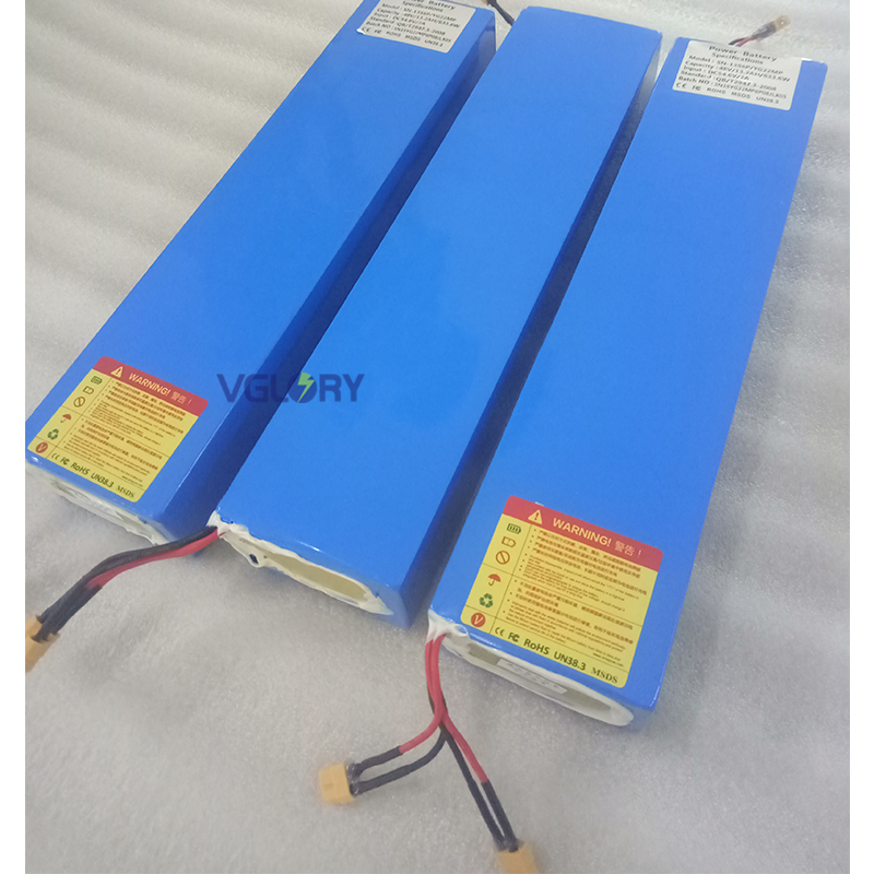 ShenZhen Factory Light in weight 48 volt e bike battery 16ah