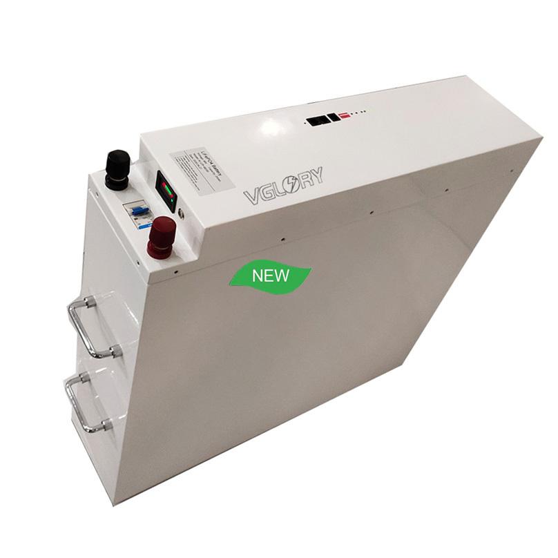 Run well under extreme temperature solar battery storage lithium 48v 200ah