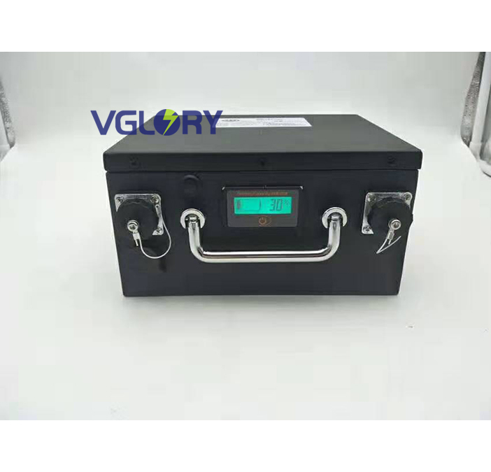 China Factory Deep cycle 48v electric bicycle battery 16ah