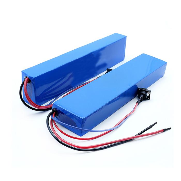 Excellent temperature performance 36v 10ah lithium battery 10.2ah