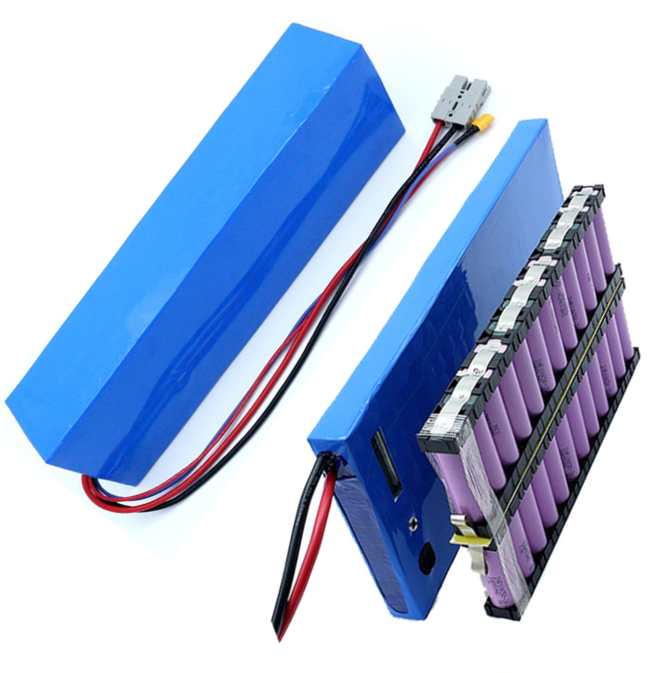 China best quality High density of energy battery lithium 48v 12ah