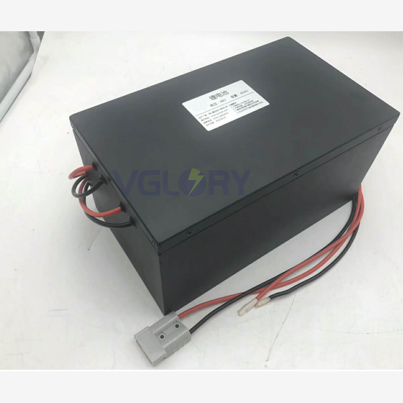 Factory direct sales Higher energy density 48v lithium ion battery rickshaw 50ah