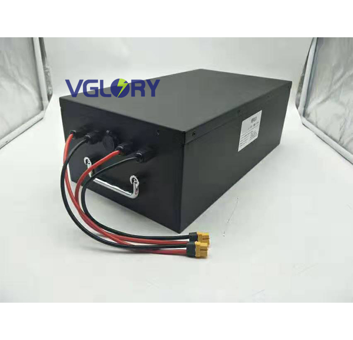 Professional custom Stable performance li ion battery 48v 60ah 50ah