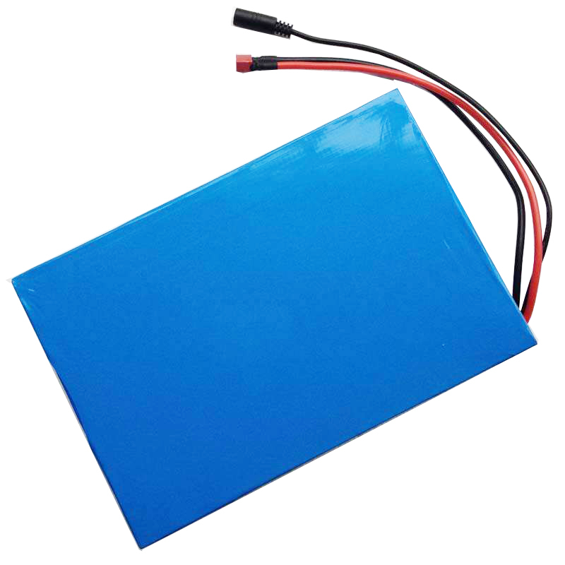 Small size and high performance electric bike battery 48v 16ah