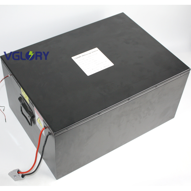 Wholesale Lower price Pollution free 48v 50ah lithium ion battery
