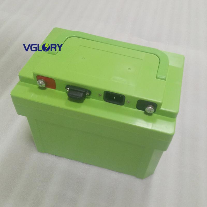Factory lower price Light weight 48 volt battery 16ah