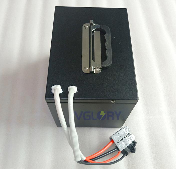 OEM Custom capacity accept 48v lithium ion battery 12ah