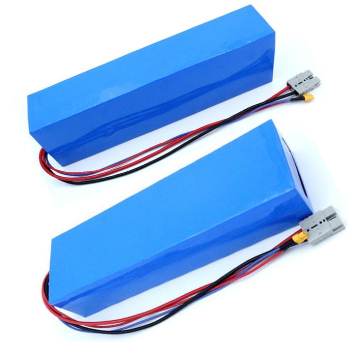 Factory direct sales Higher energy density 48v ebike battery 12ah