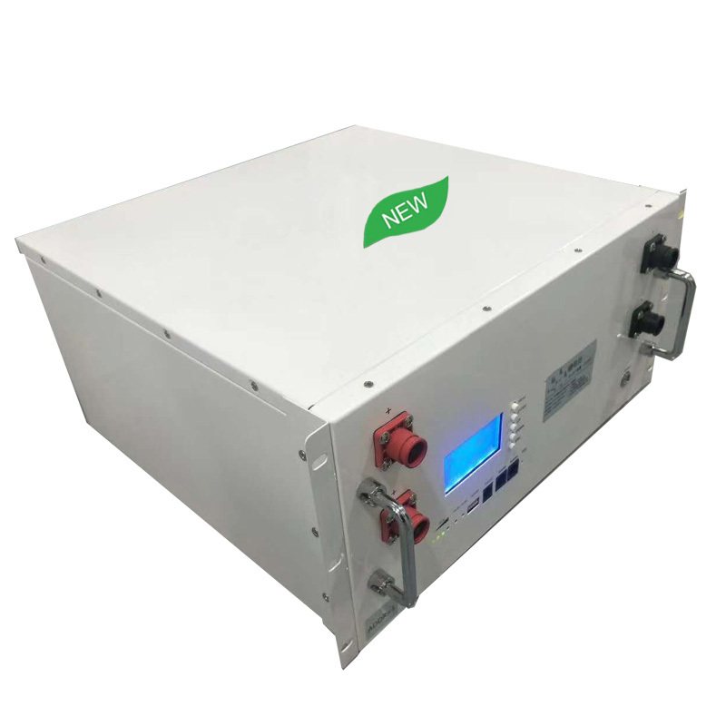 China best quality High operation voltage 48v lithium battery pack 200ah