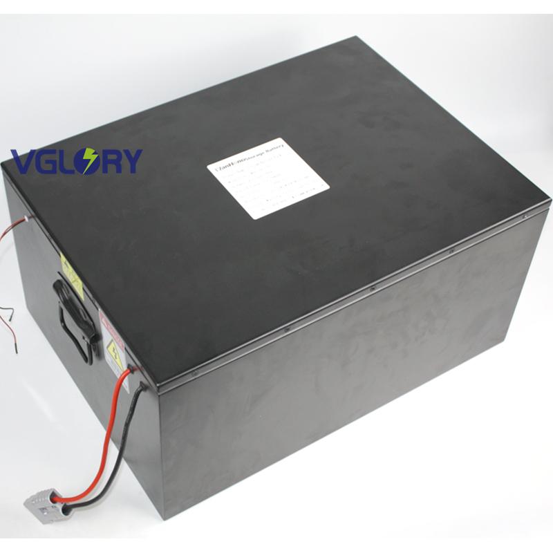 Outstanding Discharge properties lifepo4 battery 48v 50ah