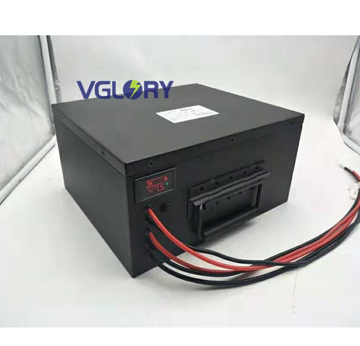 ShenZhen Factory Small in volume 48v 50ah lithium ion battery for solar system 50ah