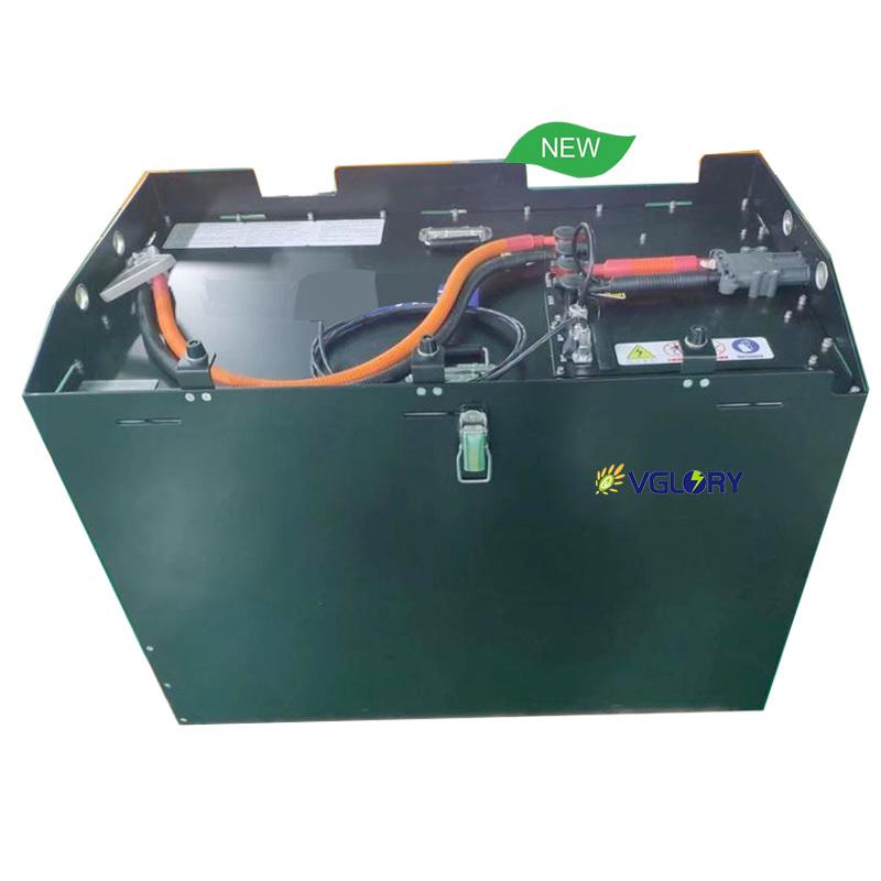 hot lifepo4 battery pack deep cycle forklift battery 48v 600ah 560ah 500ah