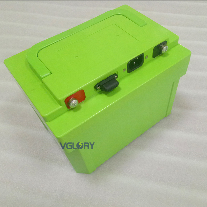 China best quality High operation voltage 48v 12ah battery