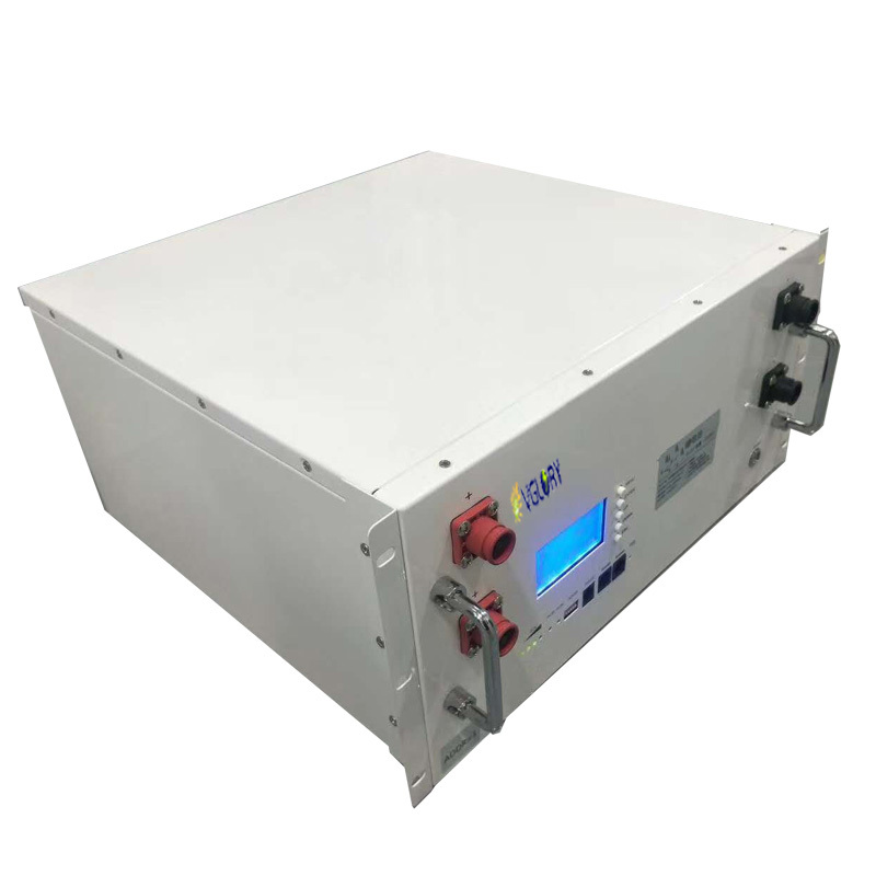 Accept Custom capacity lithium solar battery 48v 140ah 120ah 150ah