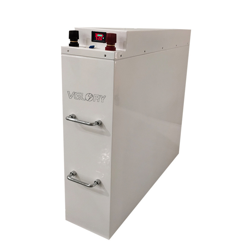 Professional custom Safe performance lithium storage battery 48v 200ah
