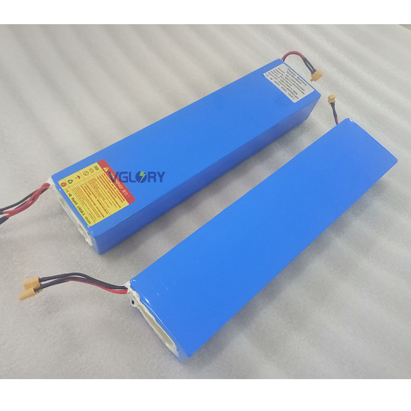 Environmental protection 48v lithium ion battery pack for ebike 16ah