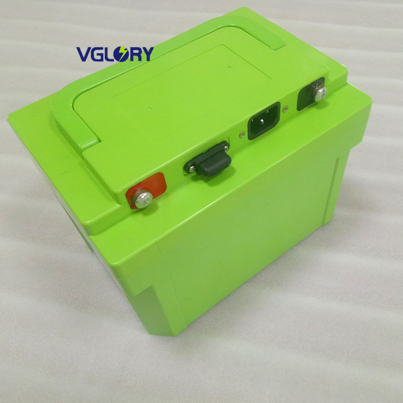 Highly efficient charge E Bike Battery 48V 16ah