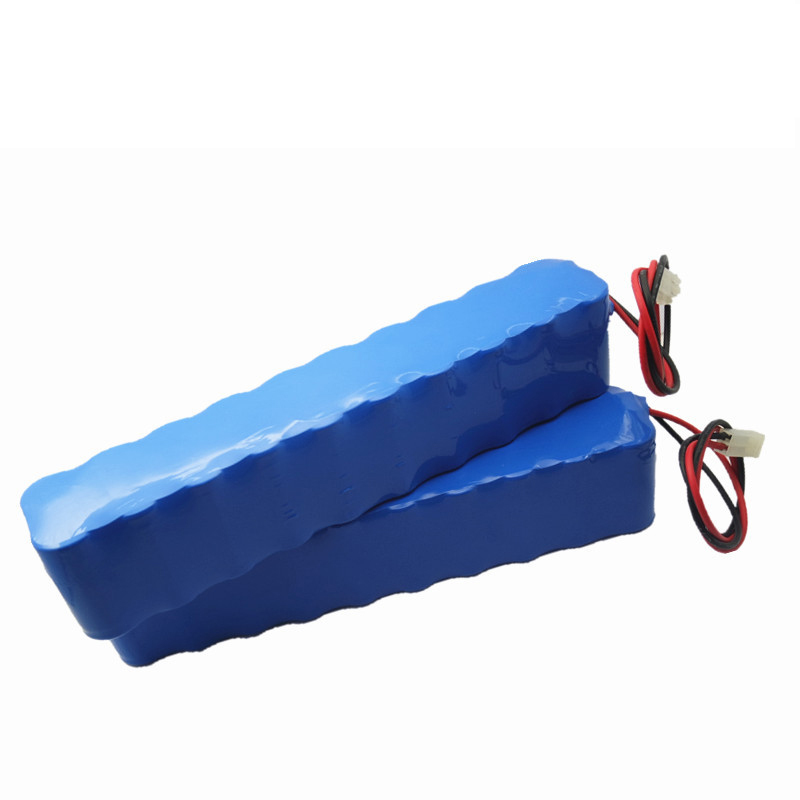 High efficiency charge characteristic lithium battery 36v 10.2ah