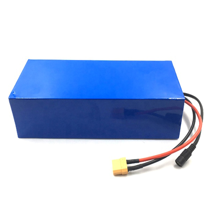 China Wholesale Anti over current 48v 14ah lithium battery