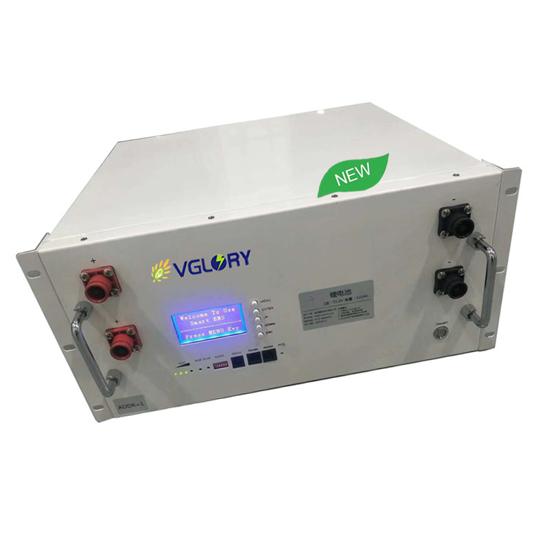 High efficiency charge characteristic 48v lifepo4 battery 150ah