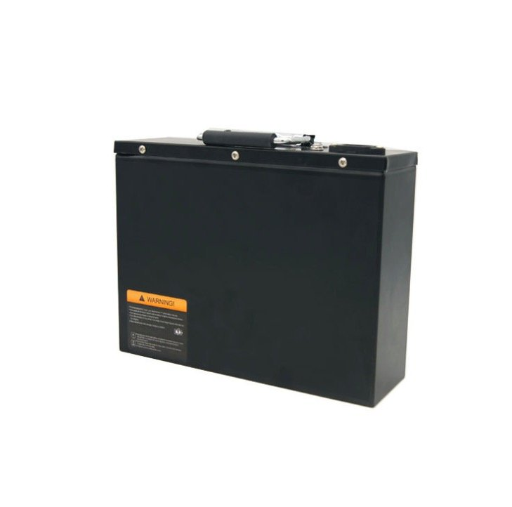 Intelligent management system 48v lithium ion battery