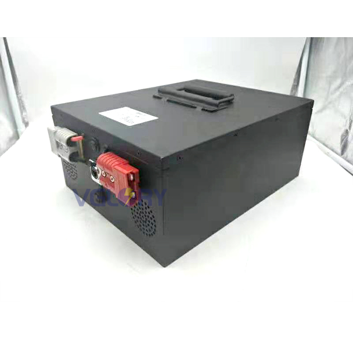 Wholesale China Low self discharge rate 48 volt lithium battery 50ah