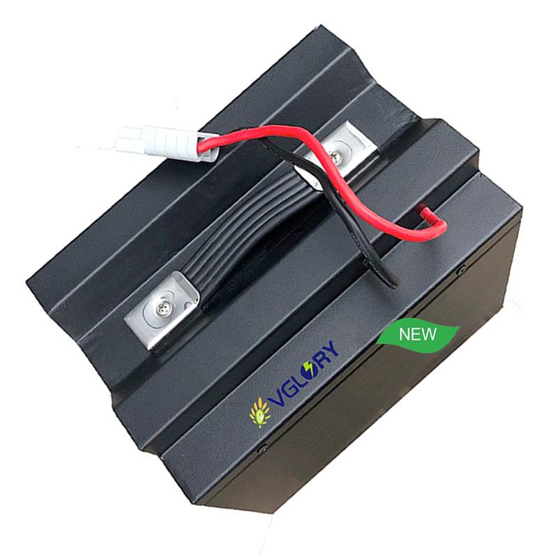 OEM accept Custom capacity 48v 40ah lithium ion battery pack for ebike 32ah