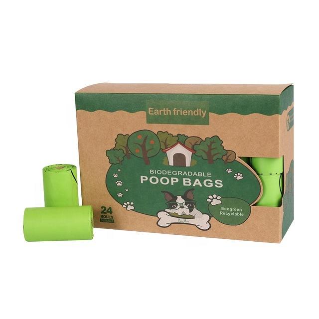 Dog Poop Bag Biodegradable, 360 countsCompostable Dog Waste Bags