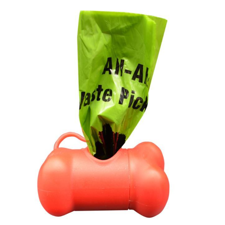 No plastic plasticless biodegradable dog poop bags