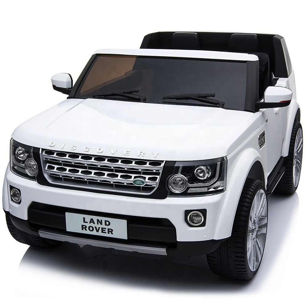 2 seater range rover style battery powered 12v kids electric ride-on car toy with mp3 play