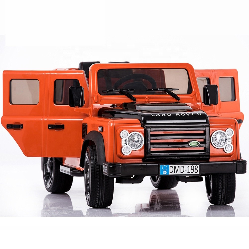 big kids cars electric ride on 12v licensed baby cars land rover
