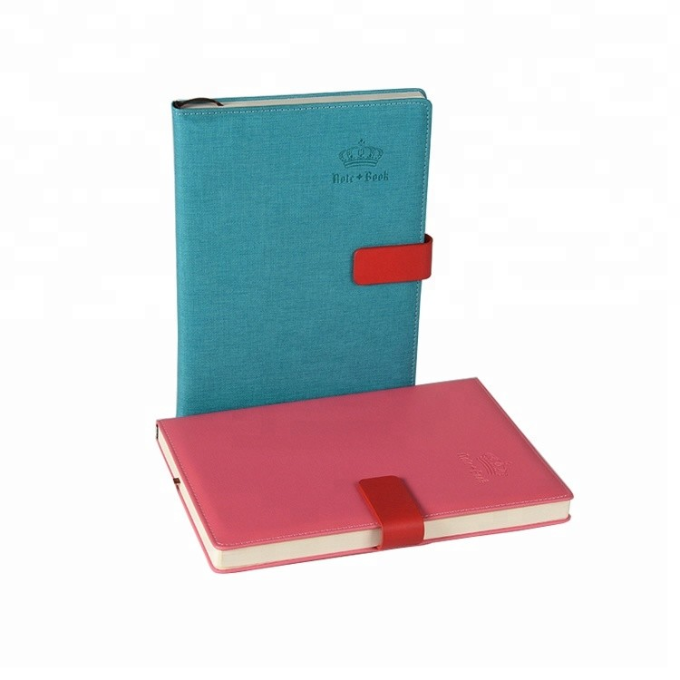 In Stock Custom Logo 20K Size High Quality Business Office Notebook And Diary