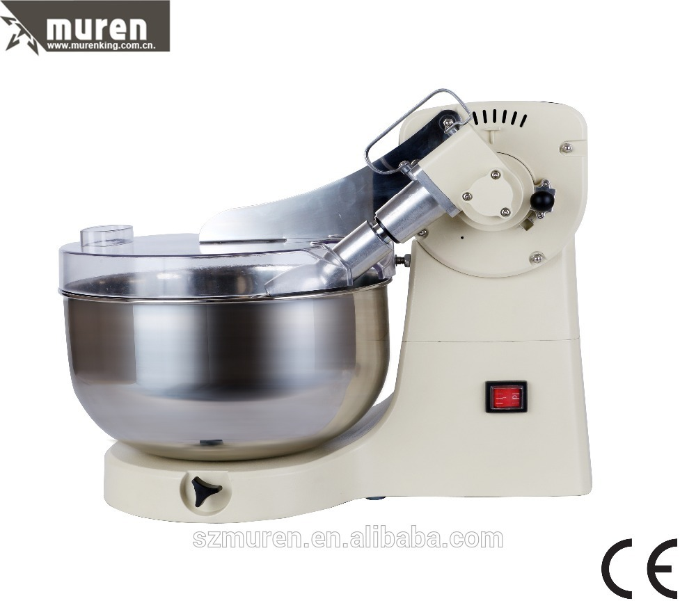 10 Litre kitchen dough machine with CE approved