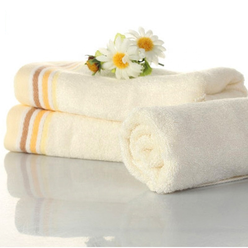 Soft high quality fast drying microfiber baby towel
