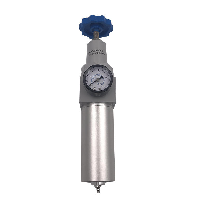 Hardening treatment new Engineering Materials QFRH-15G1/2High Pressure Filter Pressure Reducing Valve