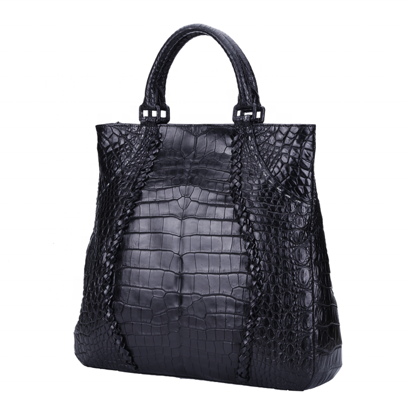 Luxury Fashion Real Crocodile Leather Handbags For Women