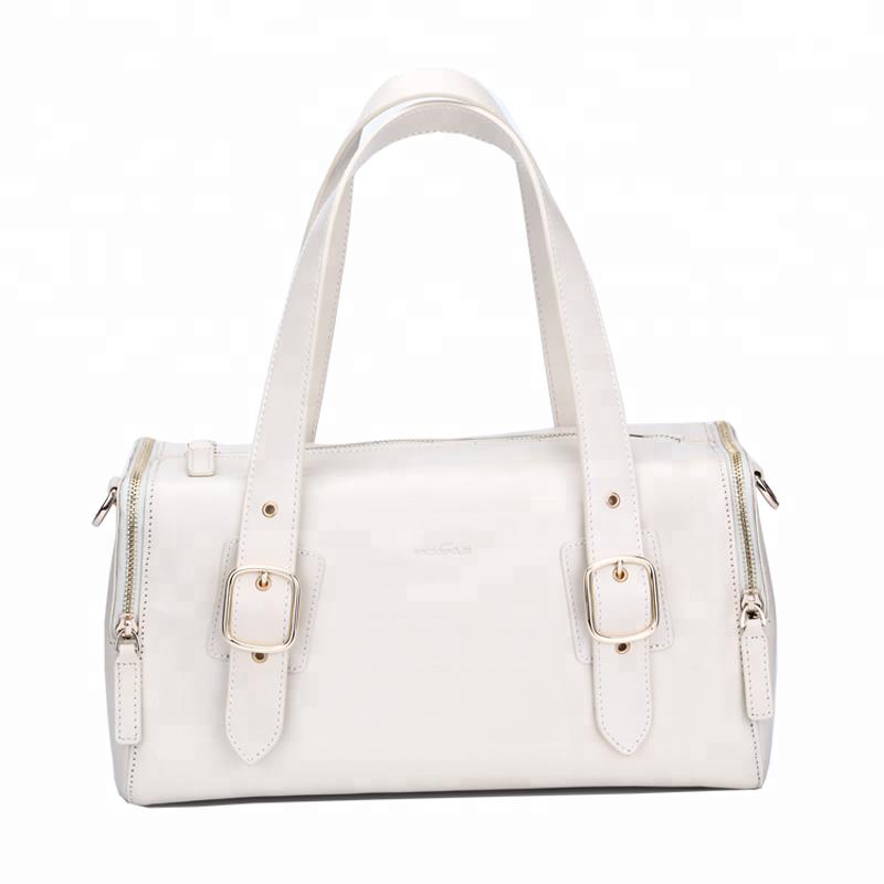 China Custom WhiteHandbags TravelShoulder Bags For Women